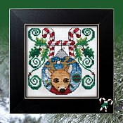 "October 2015 Pattern of the Month ""HO HO HO...Reindeer"" THUMBNAIL"