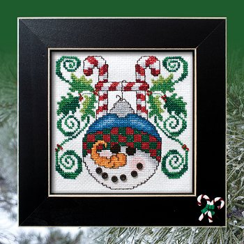 "November 2015 Pattern of the Month ""HO HO HO...Snowman"""