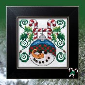 "November 2015 Pattern of the Month ""HO HO HO...Snowman"" THUMBNAIL"