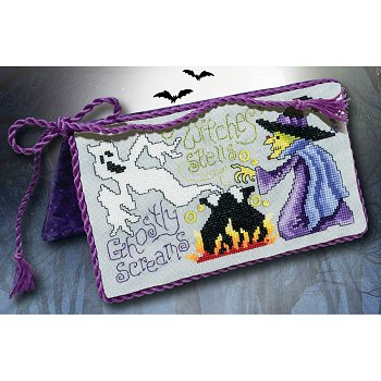 "July 2018 Pattern of the Month ""Witches' Spells"""