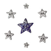 Button Pack - Moon & Stars MAIN