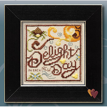 "November 2018 Pattern of the Month ""Delight"" THUMBNAIL"