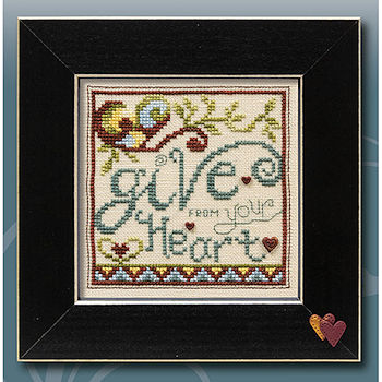 "December 2018 Pattern of the Month ""Give From Your Heart"" MAIN"