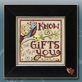 "January 2019 Pattern of the Month ""Know The Gifts Within You"" THUMBNAIL"