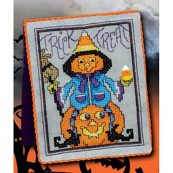 "April 2019 Pattern of the Month ""Trick~Treat"" MAIN"