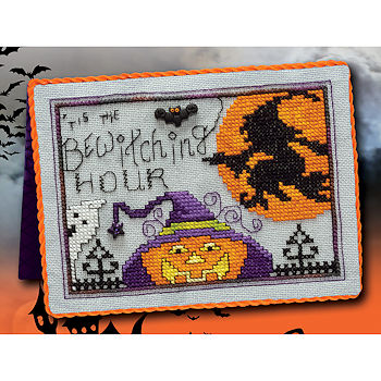 "May 2019 Pattern of the Month ""Bewitching Hour"" MAIN"