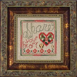 "May 2011 Pattern of the Month ""Share Your Heart"" MAIN"