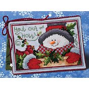 "May 2016 Pattern of the Month ""Haul Out The Holly"""