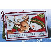 "June 2016 Pattern of the Month ""Jingle All The Way"""