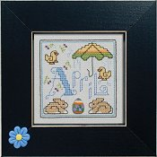 "January 2012 Pattern of the Month ""April Showers"" THUMBNAIL"
