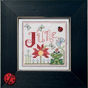 "March 2012 Pattern of the Month ""June Bug"" THUMBNAIL"