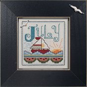 "April 2012 Pattern of the Month ""July Sailing"""
