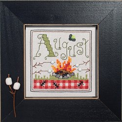 "May 2012 Pattern of the Month ""August Camping"" MAIN"