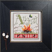 "May 2012 Pattern of the Month ""August Camping"" THUMBNAIL"