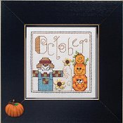 "July 2012 Pattern of the Month ""October Scarecrow"""