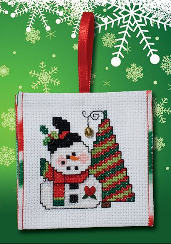 "September 2016 Pattern of the Month ""Jolly Snowman"" MAIN"
