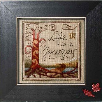 "October 2012 Pattern of the Month ""Life is a Journey"" MAIN"