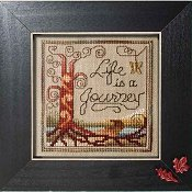 "October 2012 Pattern of the Month ""Life is a Journey"""