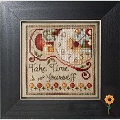 "November 2012 Pattern of the Month ""Take Time for Yourself"""