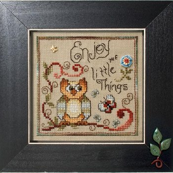 "December 2012 Pattern of the Month ""Enjoy the Little Things"" MAIN"