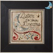 "January 2013 Pattern of the Month ""Listen to Your Dreams"""