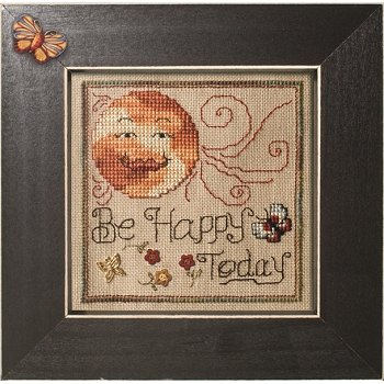 "March 2013 Pattern of the Month ""Be Happy Today"" THUMBNAIL"