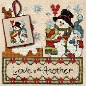 "June 2013 Pattern of the Month ""Love One Another"" THUMBNAIL"