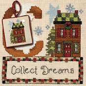 "July 2013 Pattern of the Month ""Collect Dreams"""