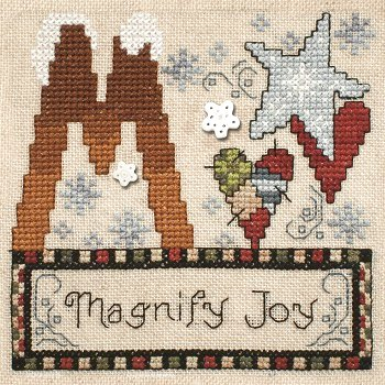 "September 2013 Pattern of the Month ""Magnify Joy"""