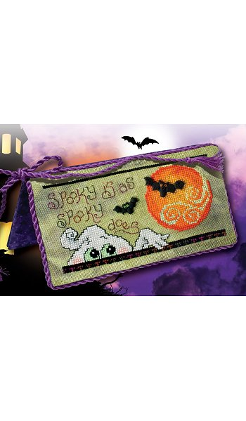 "May 2017 Pattern of the Month ""Spooky"""