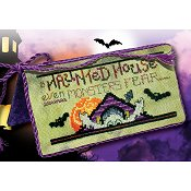 "July 2017 Pattern of the Month ""Haunted House"" THUMBNAIL"