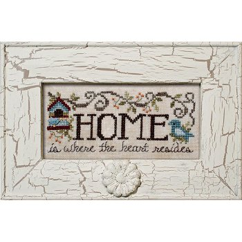 "November 2013 Pattern of the Month ""Home is . . ."""