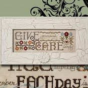 "January 2014 Pattern of the Month ""Give ~ Care"" THUMBNAIL"