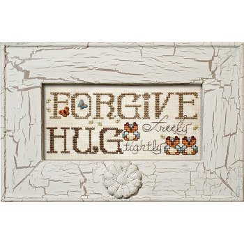 "February 2014 Pattern of the Month ""Forgive ~ Hug"""