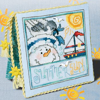 "November 2017 Pattern of the Month ""Summer Sun"""