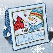 "January 2018 Pattern of the Month ""Winter Snow"" THUMBNAIL"
