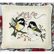 "March 2018 Pattern of the Month ""Love Chickadees"" THUMBNAIL"