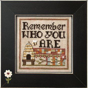 "March 2015 Pattern of the Month ""Remember Who You Are"""