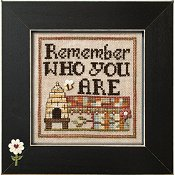 "March 2015 Pattern of the Month ""Remember Who You Are"" THUMBNAIL"