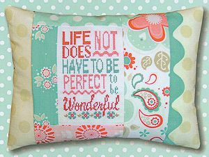Pine Mountain Designs - Words of Wisdom - Wonderful Life MAIN