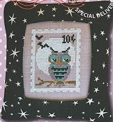 Pine Mountain Designs - Postage Stamp Kit - October Special Delivery THUMBNAIL