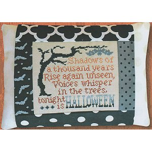 Pine Mountain Designs - Words of Wisdom - Shadows of Halloween MAIN