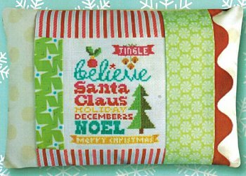 Pine Mountain Designs - Words of Wisdom - Believe in Christmas_MAIN