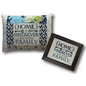 Pine Mountain Designs - Words of Wisdom - Where I'm with Family THUMBNAIL