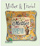 Pine Mountain Designs - Small Pillow Kit - Mother & Friend THUMBNAIL