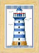 Vervaco Cross Stitch Kit - Lighthouse