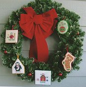 Poppy Kreations - Christmas Ornaments II