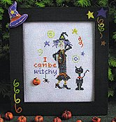 Poppy Kreations - I Can Be Witchy