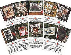 Prairie Schooler - Card Set A - Farmer's Market MAIN