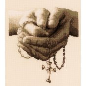 Vervaco Cross Stitch Kit - Praying THUMBNAIL